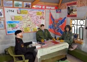 Почти мадам Тюссо: Моторола, Гиви и Захарченко получили посмертное воздаяние