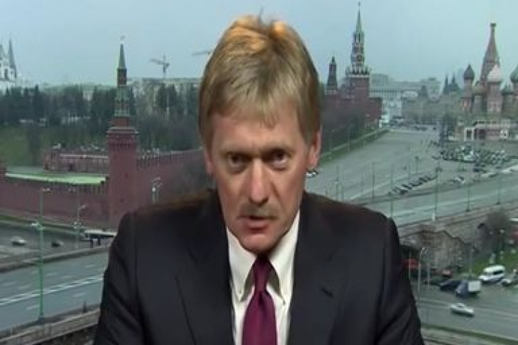Песков: участие США вурегулировании ситуации вгосударстве Украина зависит отТрампа