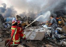 Самый мощный взрыв в истории Бейрута: количество погибших и вероятная причина