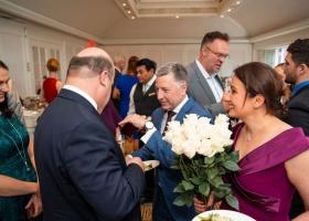 Спецпредставитель Госдепа США по Украине Волкер женился на грузинке