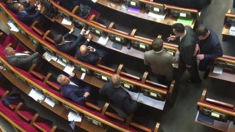 Маразмы дня: неисправимые депутаты, удивительная логика «Укрзализныци» и новосанджарская одиссея Скалецкой