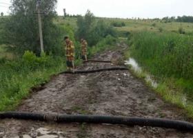 На Одесчине из-за ливней возникла угроза прорыва дамбы