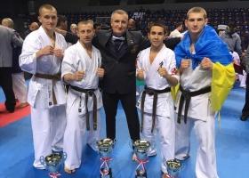 Украинские спортсмены завоевали два