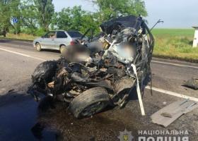 Машины превратились в груду металлолома: на Николаевщине произошло масштабное ДТП, есть погибшие
