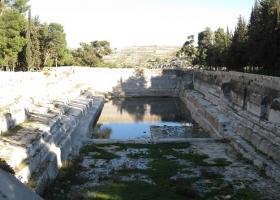 В Вифлееме реконструируют Бассейны Соломона