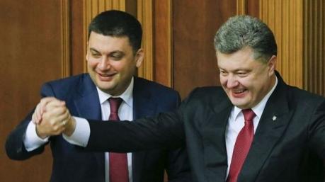 Сказка про Буратино: премьер и президент Украины – самые правдивые политики в стране