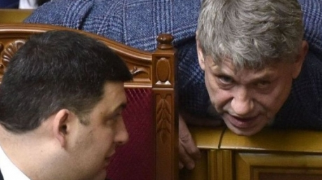 Министерский облом: Гройсман не пустил Насалика на бодибилдерский турнир