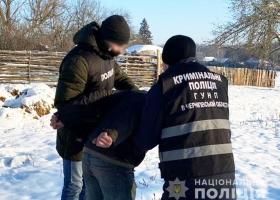 На Черниговщине мужчина снимал порно с женой и выкладывал видео в сеть, его задержала полиция