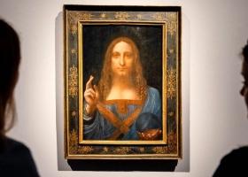 Украденную картину Леонардо да Винчи нашли в квартире в Италии