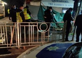 Ночью в Киеве зарезали парня