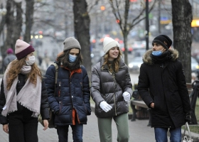 В Киеве фиксируют стремительное распространение сезонных болезней