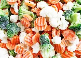 Кушать замороженные овощи посоветовали учёные любителям здорового питания