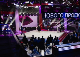 Оксана Марченко презентовала свой новый проект