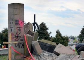 В Польше с согласия местной власти осквернили могилу воинов УПА