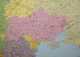 Неправильную карту Украины изъяли из продажи в магазине Будапешта
