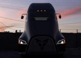 Представлен прототип электрической фуры ET-One, который является потенциальным конкурентом грузовику компании Tesla Motors