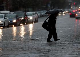 Дожди продолжаются: сегодня температура в Украине упадет до +10° (карта)