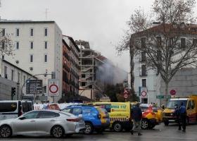 Мощный взрыв в Мадриде: названа вероятная причина