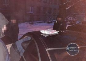 В Донецкой области следователь требовал 140 тысяч гривень взятки