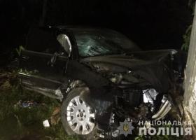 Пять человек в салоне и 18-летний водитель: на Черниговщине произошло смертельное ДТП