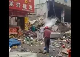 Мощнейший взрыв в Китае: количество жертв возросло до 12