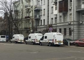 Правительственный квартал перекрыт: ждут провокации националистов