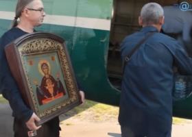 70 литров святой воды: РПЦ окропила Тверь с самолета в рамках борьбы с пьянством и блудом