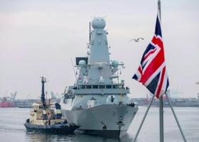 Два военных кораблей НАТО зашли в Черное море