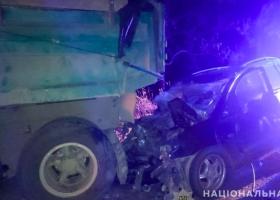Полиция расследует обстоятельства смертельной аварии на Буковине