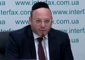Председатель ортодоксальной еврейской торговой палаты просит очистить Умань от коррупции