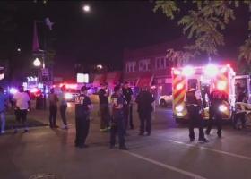 Два человека расстреляли группу людей в Чикаго, десять жертв