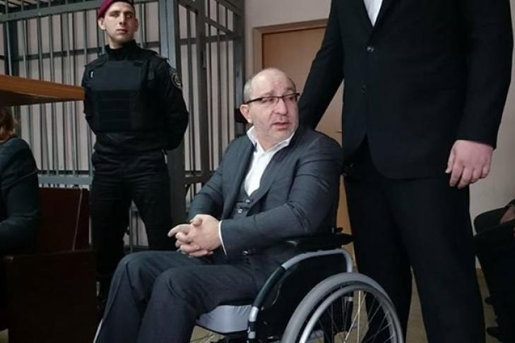 Загадочный диагноз: мэр Харькова Кернес в тринадцатый раз не явился в суд