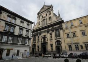 В самом центре Львова ограбили храм