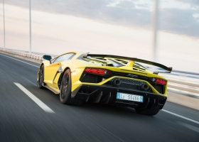 В Украине появился лимитированный суперкар Lamborghini за 15 миллионов
