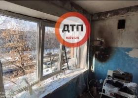 В Киеве в жилом доме взорвался газ: повреждены две квартиры