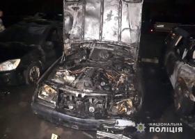 Работнице поселкового совета сожгли все машины из-за позиции по Беличанскому лесу