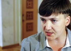 Савченко признала, что ездила в ОРДЛО, покупала и перевозила оружие и брала деньги