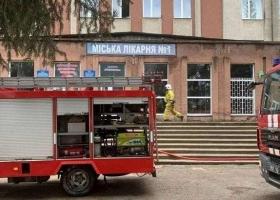 Пожар в ковидной больнице в Черновцах унес жизнь еще одного человека