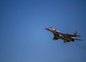 Украинским ВВС передали модернизированный МиГ-29