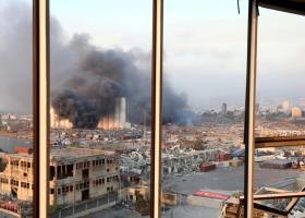 Уже работают рестораны: жительница Бейрута рассказала, как город приходит в себя после взрыва