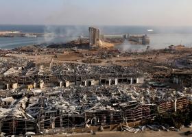 Взрыв в Бейруте: в городе объявили чрезвычайное положение, количество жертв возросло