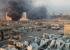 Взрыв в Ливане: в МИД рассказали, есть ли среди пострадавших украинцы