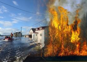 Коронавирус, пожары, наводнения: что ожидает человечество дальше