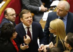 Роман косы и вил. История политической любви Тимошенко и Ляшко