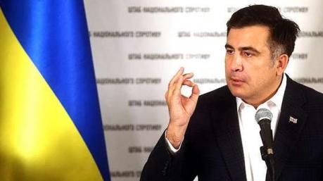 В постные блюда украинской политики вкинули острой грузинской приправы