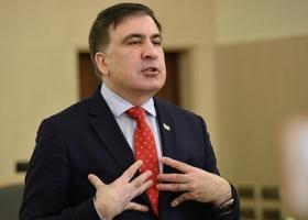 «Склад денег на первом этаже»: Саакашвили рассказал о тайной комнате в АП