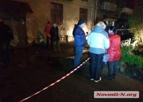 В центре Николаева киллер в упор расстрелял мужчину: подробности и видео