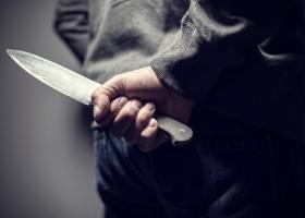 На Киевщине неизвестный напал с ножом на кандидата в депутаты