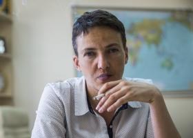 По утверждению Савченко в плену у боевиков находятся только 52 живых украинских заложника