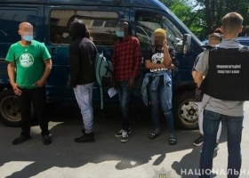 Рейд по хостелам Киева: обнаружено 14 нелегалов